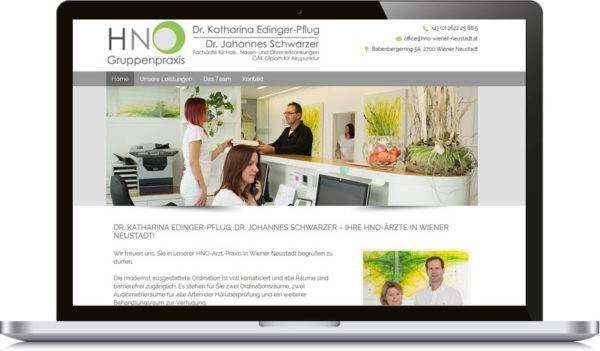 hno-homepage-erstellten