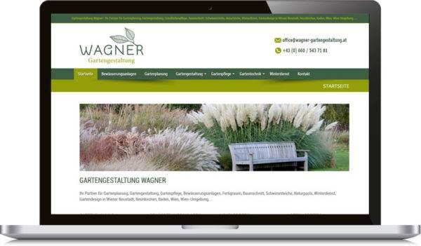 wagner-homepage-erstellten